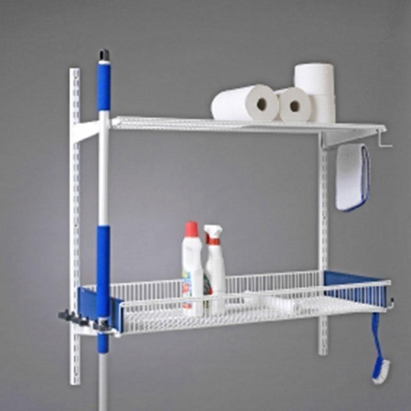 Siivousvälinesäilytys  72-900 Habo Valkoinen