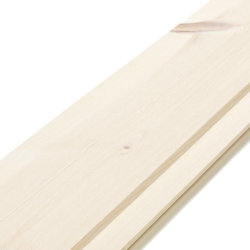 Sisäverhouspaneeli 14x120 Valkoinen