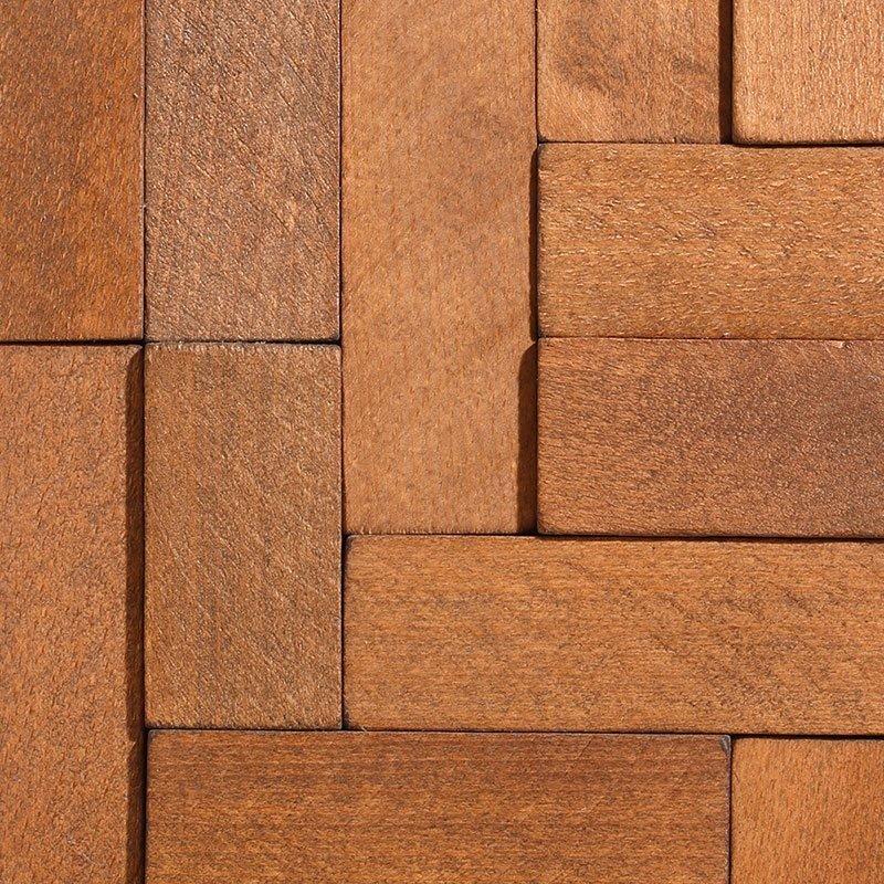 Sisustus Paneeli Wood Cube 2