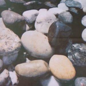 Sisustusmuovi Luonnon Kivi 45x200cm