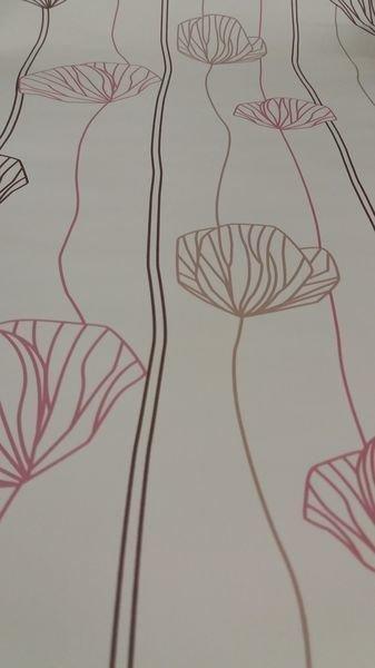 Sisustusmuovi Poppy 45x200cm