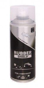 Spray Rubber Shield Väritön Kiiltävä 400ml Maston