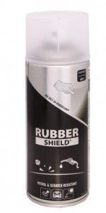 Spray Rubber Shield Väritön Matta 400ml Maston