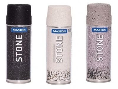 Spraymaali 400ml Stone Effect Maston