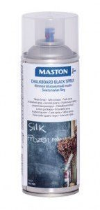 Spraymaali Liitutaulu 400ml Maston
