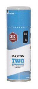 Spraymaali Taivaansininen Ral5015 400ml Maston Two 2k