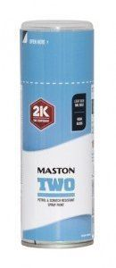 Spraymaali Vaaleansininen Ral5012 400ml Maston Two 2k