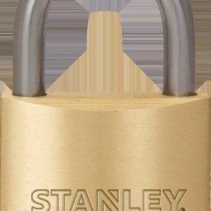 Stanley Outdoor S742-036 Riippulukko Messinki 40 Mm 2 Kpl / Pkt