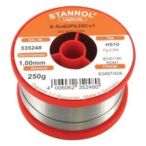 Stannol Juotoslanka 250 G