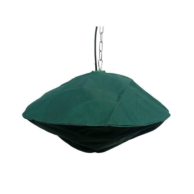 Suoja Riippuvalle infralämmittimelle Sunred 60cm Vihreä