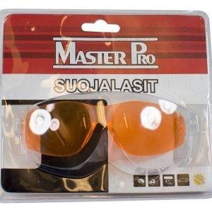 Suojalasit Oranssi Master Pro