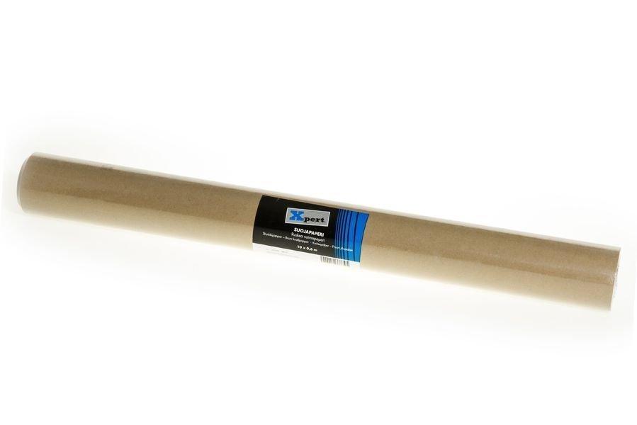 Suojapaperi Ruskea 10 M X 0.60m  Xpert