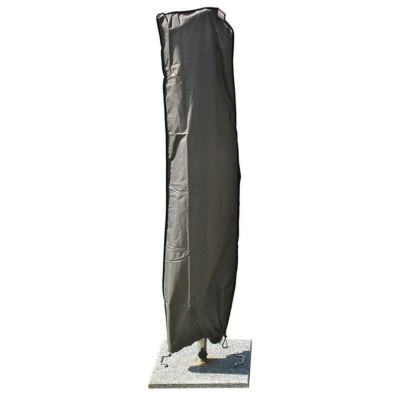 Suojapeite Riippuva aurinkovarjo Harmaa