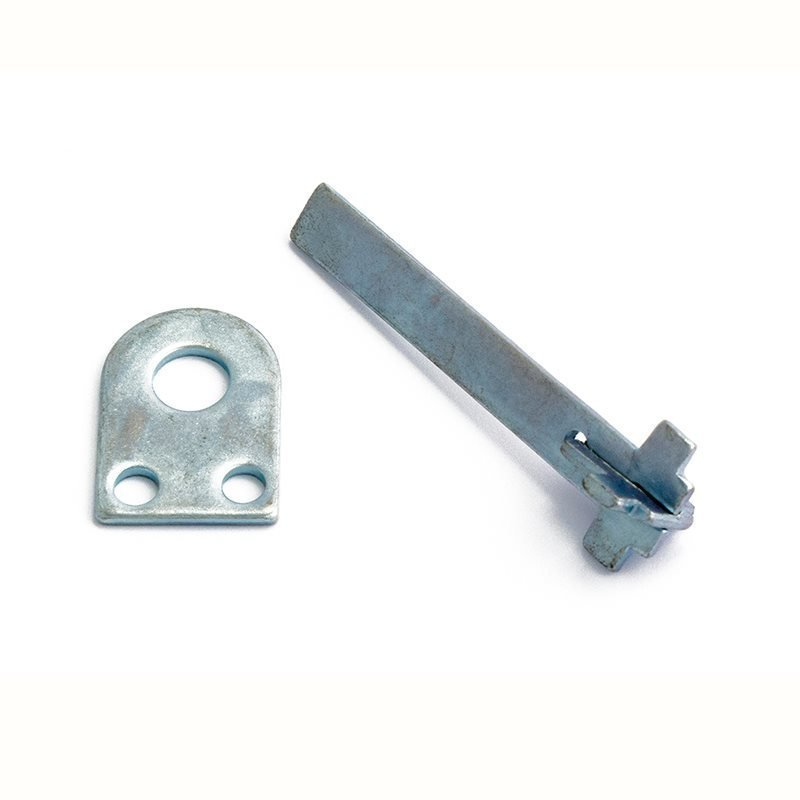 Sylinterivääntimen kara 7-43 Habo Alumiini