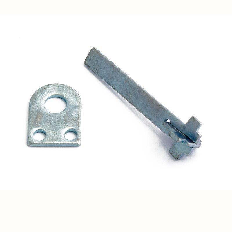 Sylinterivääntimen kara 7 63mm Habo Alumiini