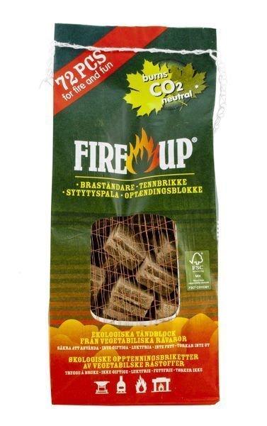 Sytytyspalat 72 Palaa Fireup