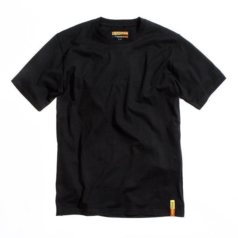 T-paita Byggmax Musta