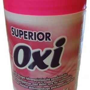 Tahranpoistojauhe 1kg Superior Oxi