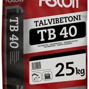 Talvibetoni Fescon TB S 40 25 kg säkki