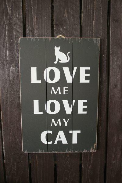 Taulu My Cat 30x45cm