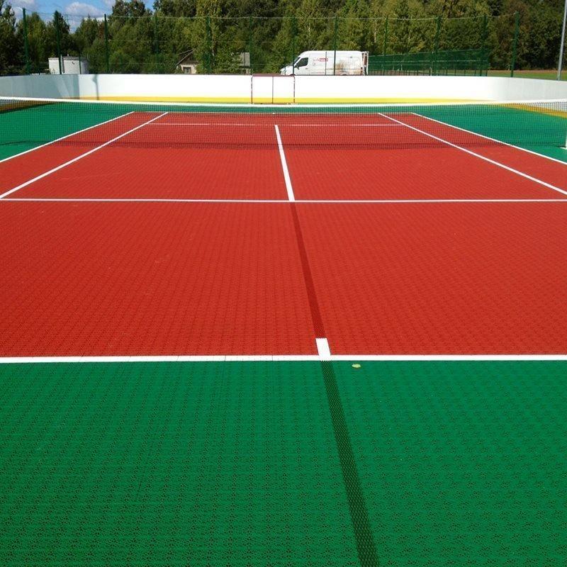 Tenniskenttä Bergo