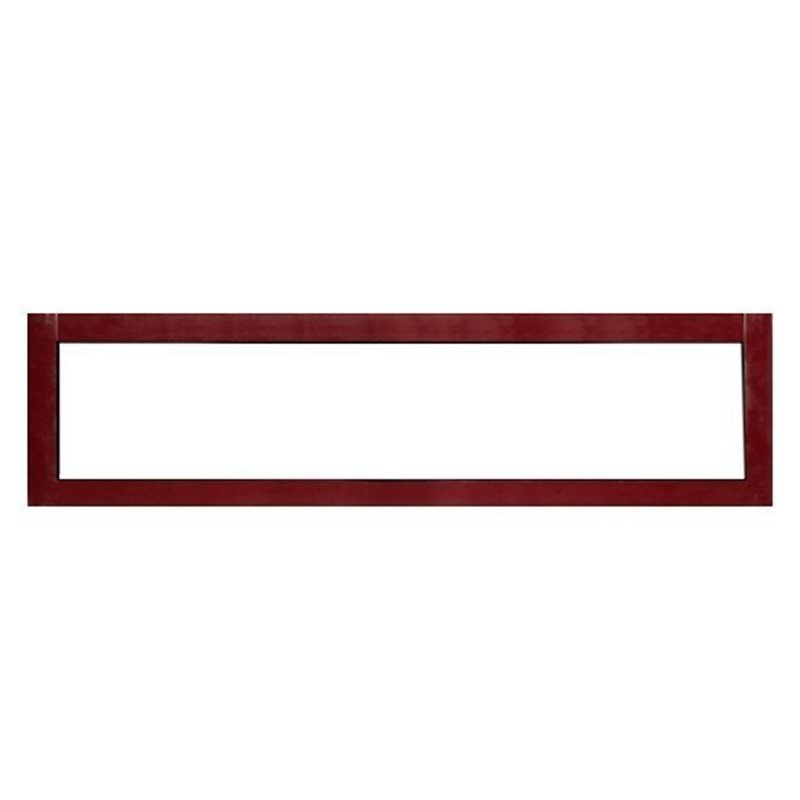 Terassin Ikkuna Kiinteä Isolent S30 Punainen