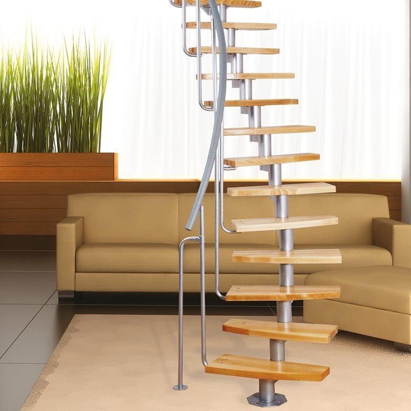 Tilaa säästävät portaat Mini Plus