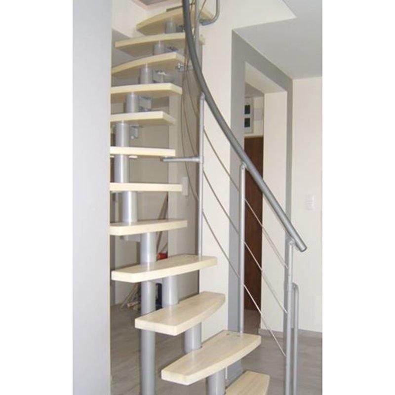 Tilaa säästävät portaat Mini Plus 2