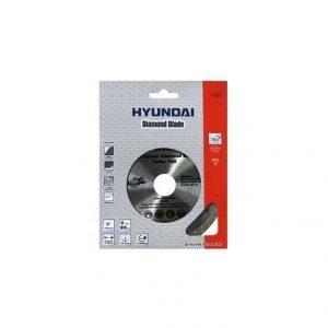 Timanttilaikka Turbo Kuivakatkaisuun 125x2x7mm Hyundai