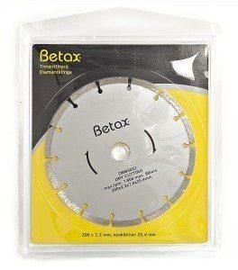 Timanttiterä 200mm X 2mm Betax