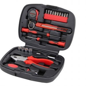 Tm Tools Työkalurasia 10-Osainen