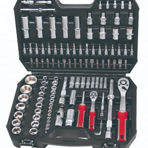 Tm Tools Työkalusalkku 1/4'' & 1/2'' 110-Osainen