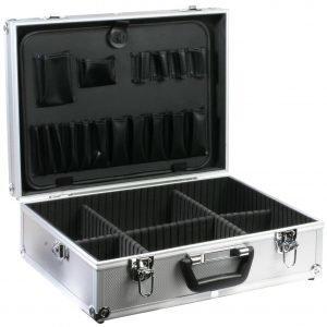 Työkalulaukku Alumiini