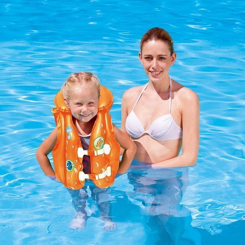 Uimaliivi Nemo Oranssi