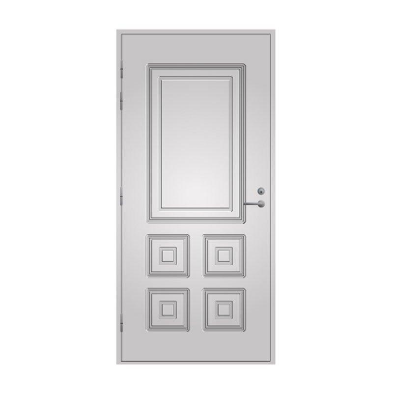 Ulko-ovi 111 Pihla Valkoinen