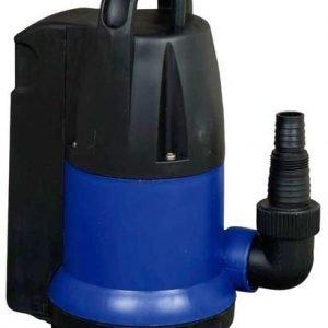 Uppopumppu 550w Puhtaalle Vedelle / Likavedelle Automaattisensorilla
