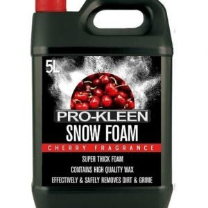 Vaahdottimen Pesuaine 5l Snow Foam Cherry Pro-Kleen