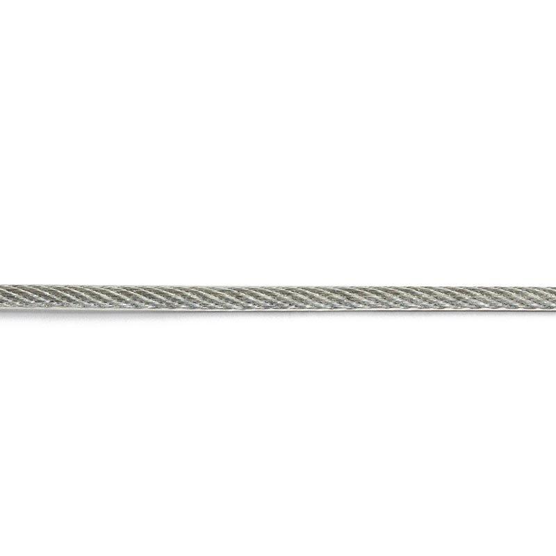 Vaijeri 3x4 mm Habo sinkitty/PVC