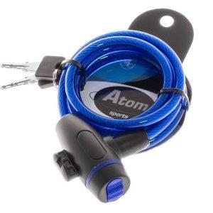Vaijerilukko 150cm Atom Sports
