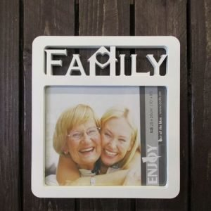 Valokuvakehys Family