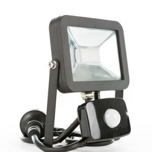 Valonheitin 10w Sensorilla Musta Led C-Spot Led Energie