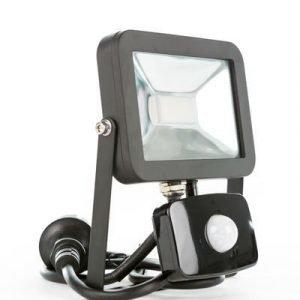 Valonheitin 20w Sensorilla Musta Led C-Spot Led Energie