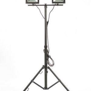Valonheitin 2x50w Slim Led Tripod Led Energie