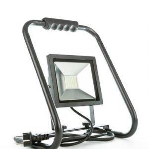 Valonheitin 30w Litteä Jalustalla Led Energie