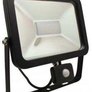Valonheitin 30w Sensorilla Musta Led C-Spot Led Energie