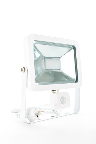 Valonheitin 30w Sensorilla Valkoinen Led C-Spot Led Energie