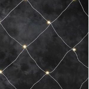 Valoverkko 200x100cm 160 Led Jääkristalli
