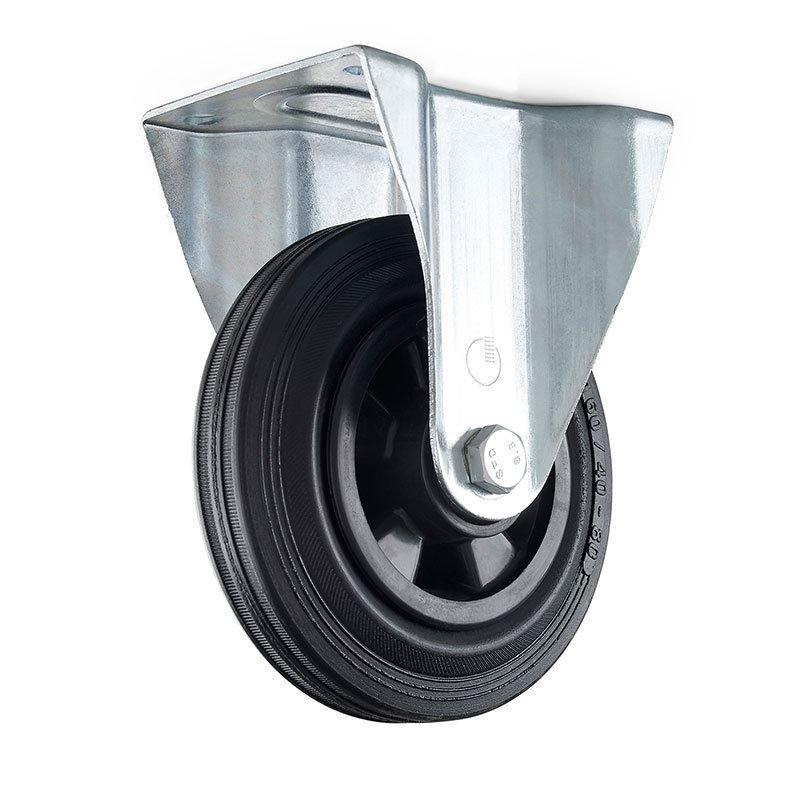 Vaununpyörä kiinteä Metallinen