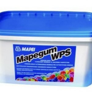 Vedeneristysmassa Mapegum WPS 10 kg siveltävä vedeneriste