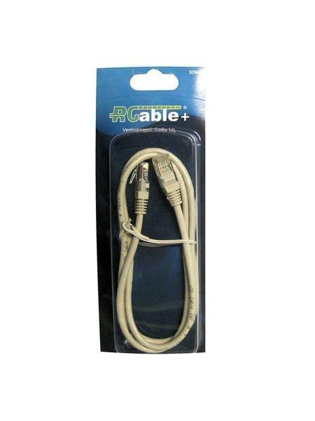 Verkkokaapeli Rj45 Cat5e 1m R-Cable